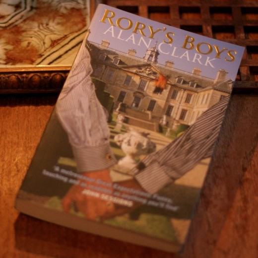 photo of book Rory's Boys by Alan Clark