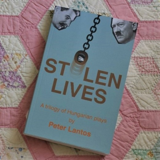photo of book Stolen Lives by Peter Lantos